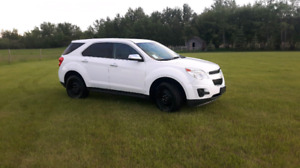 2010 Equinox Saftied!!!