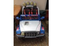 Electic car (repair)