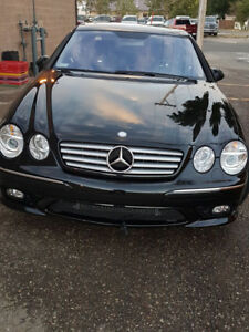 2004 Mercedes-Benz CL-Class Cl55AMG Coupe (2 door)