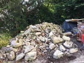 Portland walling Stone