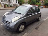 2005 NISSAN MICRA 1.2 S LOW MILEAGE IN EXCELLENT CONDITION NO FAULTS!