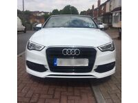 Audi A3 Convertible 1.4 tfsi, full dealer service, full s line kit