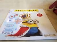 Minions story book