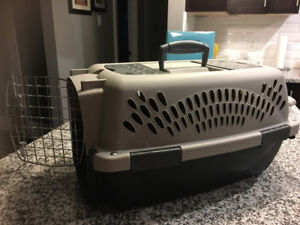 Small pet carrying crate for sale