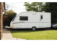 2007 Abbey GTS 2 berth Touring Caravan