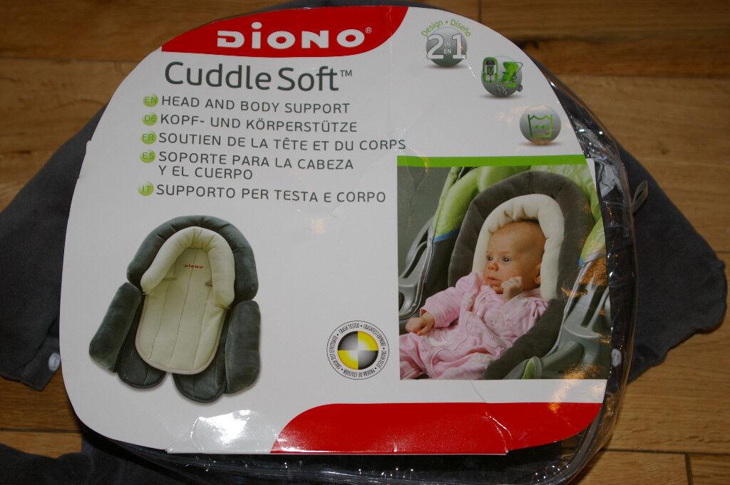 Diono Cuddle Soft Car Seat Insert