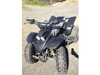 Quadzilla R100 kids quadbike. One owner. Good condition for age. £390 ono