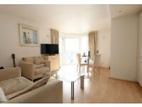 Stunning 1 bedroom flat to rent with private balcony in Sea Con Tower, Hutchings Street, London HM14