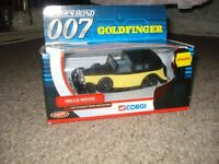 corgi goldfinger model