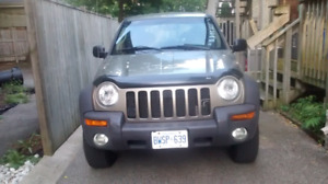 2003 Jeep Liberty *Safetied*