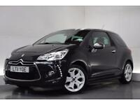CITROEN DS3 1.6 HDI BLACK AND WHITE 3d 90 BHP (black) 2011