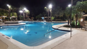 5 Star Luxury Orlando resort vacation villa - 1300sq.ft.