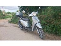 piaggio liberty 50cc 2T 2007