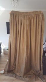 Next 90 x 90 2 pairs of curtains.