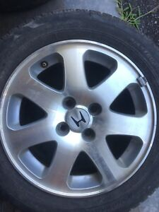 Set of 4 SIR wheels in good condition