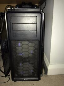 Gaming PC with a Watercooler, 980TI, 16GB RAM, 1TB HDD, i5 4690k 4.0GHZ & 1080p 144hz Monitor