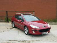 PEUGEOT 407 diesel similar to mondeo,astra,vectra,a4,a3,307,c220,320d