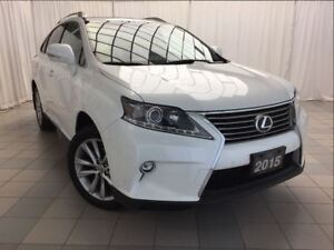 2015 Lexus RX 350 Touring Package: 1 Owner, Warranty.