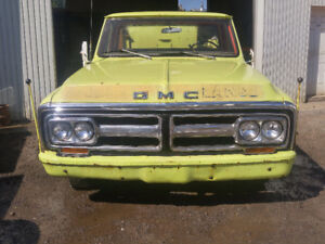 Pick up GMC 1971