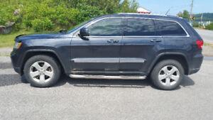 2012 Jeep Grand Cherokee Laredo X SUV, Crossover, V6