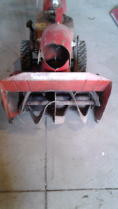 "Vintage Toro 20"" Snowhound Snowblower"