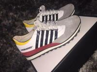 Boys DSQUARED Trainers in size 5