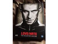 Love hate collectors edition