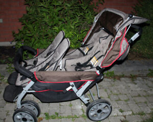 QUAD STROLLER Like NEW