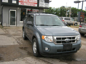 2010 Ford Escape XLT SUV, AUTOMATIC $ 6995