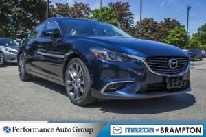 2017 Mazda MAZDA6 GT|DEMO|CAM|NAVI|LEATHER|BOSE|HTD SEATS|SUNROO
