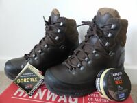 Hanwag Womens Walking Boots (4.5 UK) NAZCAT LADY GTX £80ono