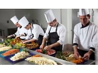 CALLING ALL CHEF DP GREAT OPPORTUNITY, FANTASTIC TRAINING, GOOD HOURLY RATE
