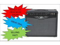 PEAVEY VALVE KING VK112 COMBO AMP *GREAT DEAL* *NEEDS TO BE SOLD ASAP!*