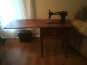 Seamstress Rotary Antique Sewing Machine