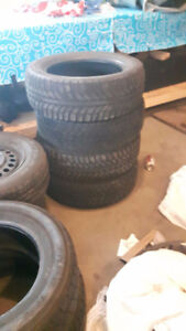 255 60 r 17 4 tires