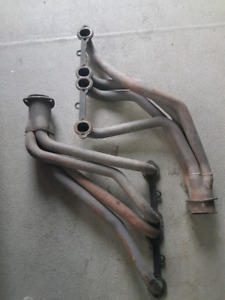 Like new Small block chevy headers 150obo