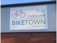 Volunteer Retail Assistant - Biketown Rutherglen