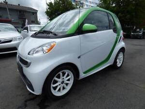 2014 SMART FORTWO ELECTRIC DRIVE PASSION (NAVI, BLUETOOTH, FULL)