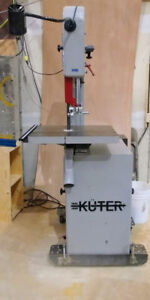 "Restored & Upgraded Delta Milwaukee 20"" Bandsaw - Free Delivery"