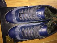 Blue cryuffs men's shoes
