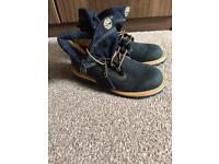 Girls/ladies timberland boots
