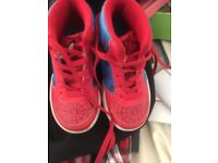 Boys trainers Spider-Man