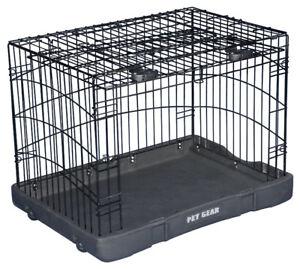 Pet Gear Travel Lite Steel Crate