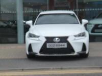 Lexus IS 300H F SPORT (white) 2017-06-20