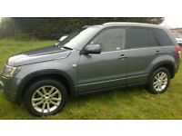 2007 SUZUKI GRAND VITARA 1.9 X-EC A 5 door, 81k