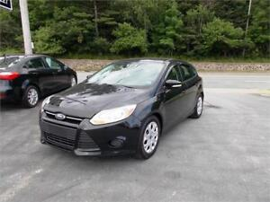 2014 FORD FOCUS SE H/B...LOADED!! ONLY $7998!! BLOWOUT SALE!!
