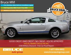 2010 Ford Mustang 4.0L 6 CYL AUTOMATIC RWD 2D COUPE SATELLITE RA