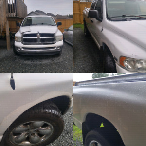 Dodge Power Ram 1500 Pickup Truck (PART OUT)
