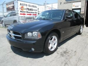 Dodge Charger 4dr Sdn SXT,3.5 LITRES,CUIR,MAGS 2010