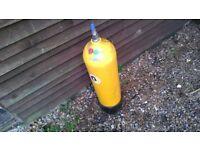 Scuba diving air tank / cylinder